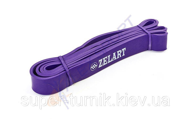 Лента сопротивления, резинка для подтягивания, эластичный жгут, эспандер, кросфит-петля (15-45 кг)