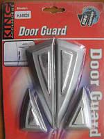 Накладки на двери 028 серые