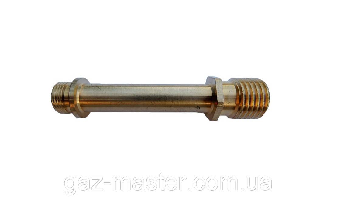 "Трубка подачи воды (18мм х 1/2"") для китайских колонок"
