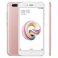 "Смартфон Xiaomi Mi5x 4/64 Rose Gold, 8 ядер, 12+12/5Мп, 5.5"", 2Sim, 4G, 3080мАh Android 7.1., фото 1"