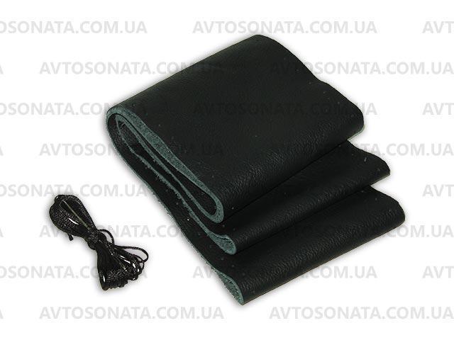 Оплетка кожа VSF-68/3 S черная/обшиваемая/3 шва