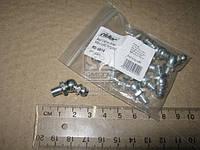Пресс-масленка М6х1х45 угловая (10шт) (RIDER) RD-0014