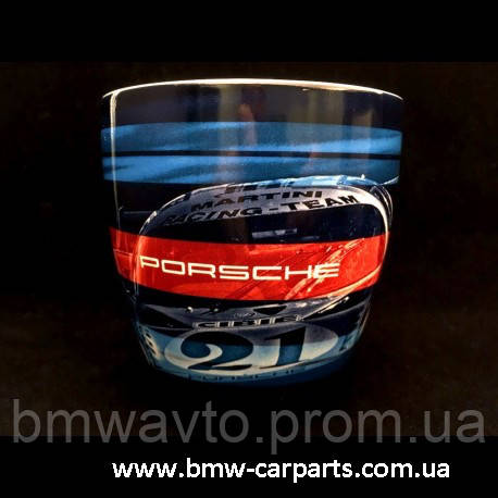 Коллекционная кружка Porsche Collector's Cup No. 20, Martini Racing Collection, фото 2