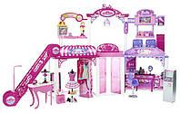 Barbie Барби торговый центр Малибу Malibu Shopping Mall Playset, фото 1
