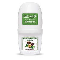 Натуральный роликовый дезодорант для тела Маракуйя, 50мл, BeFresh