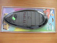 Накладки декор.  пластик 802 black с подсветкой