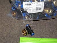 Соединитель трубки ПВХ тройник трубка+резьба (8хM22x1.5х8)(RIDER) RD 99.41.23