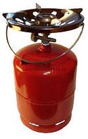 """Газовый примус """"Кемпинг-Турист"""" 8 литров"""