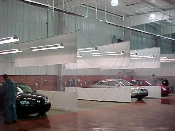 Термошторы, силиконовые завесы, пвх завесы от 290 грн