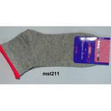 Носки женские спорт резинка-валик р.37-39 арт.421, фото 2