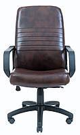 Компьютерное кресло Richman Приус 1001-1007х610х670 мм кожзам, фото 1