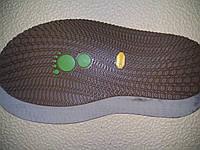 Подошва для спортивной обуви BISSELL, т. 3,65 мм, art.111, цв.коричневый
