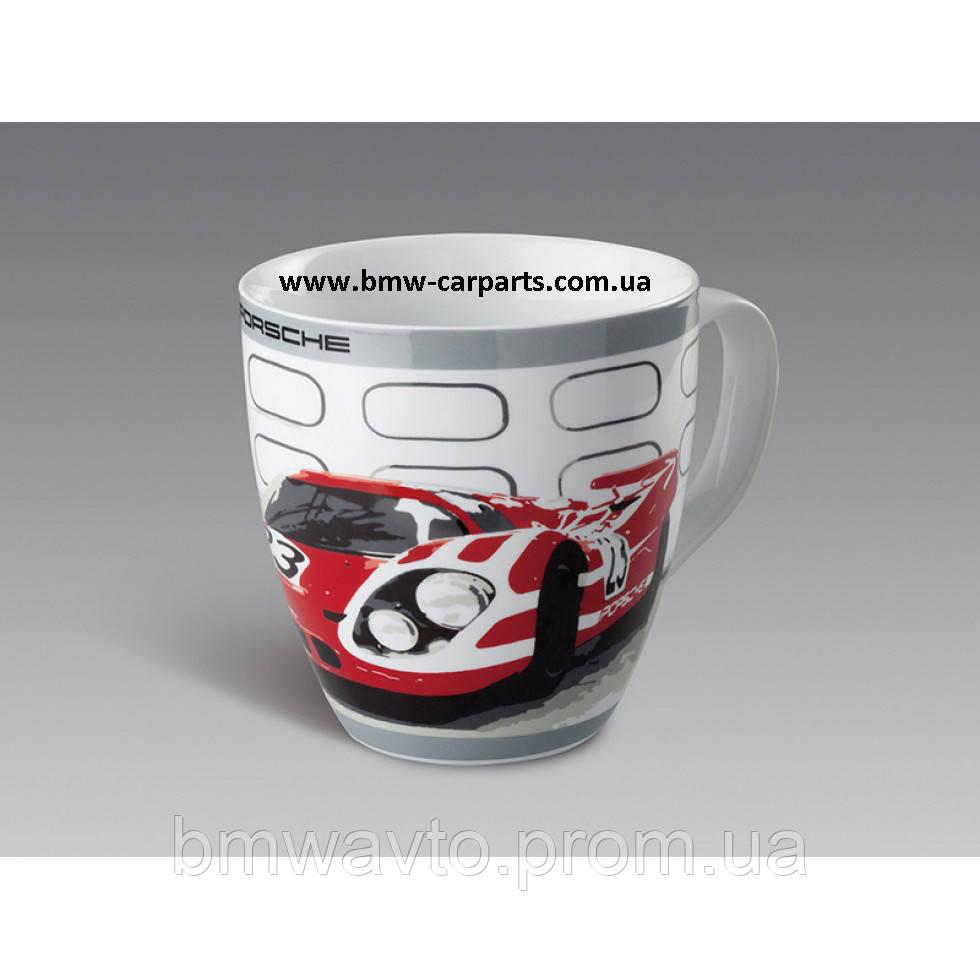 Коллекционная чашка Porsche Collector's Cup No. 17, 917 Salzburg - Racing Collection - Limited Edition