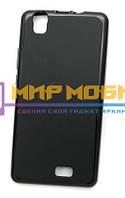 Чехол-бампер TPU силиконовый Prestigio MultiPhone PSP 3552 Muze H3 Черный