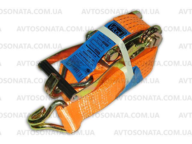 Стяжка груза 4Т х50мм х10м СГ-10-4 полиэстр