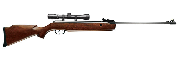 Crosman Remington Vantage с оптикой CenterPoint® 4x32