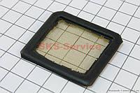 Фильтр масляный - сетка квадратная мопеда Delta (Viper)