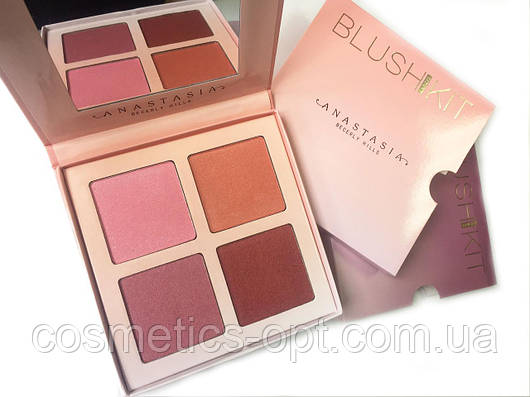 Корректор для лица Anastasia Beverly Hills Holiday Blush Kits (реплика)