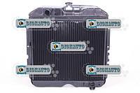 Радиатор охлаждения ГАЗ-51 медный ШААЗ ГАЗ-51 (63, 63А) (63-1301010-Б4)