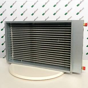 ВЕНТС НКВ 800х500-3 - Канальный водяной нагреватель