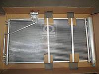 Конденсор кондиционера COND W203 (C-KL) NT DIESE (Van Wezel) 30005200