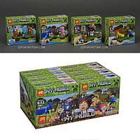 Детский Конструктор My world 33001  от ТМ LELE  аналог Lego Minecraft