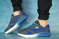 Мужские кроссовки кожаные Puma, фото 1