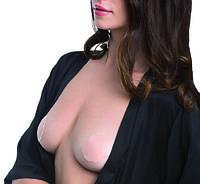 Наклейки для груди силиконовые Julimex PS 05 сердечки