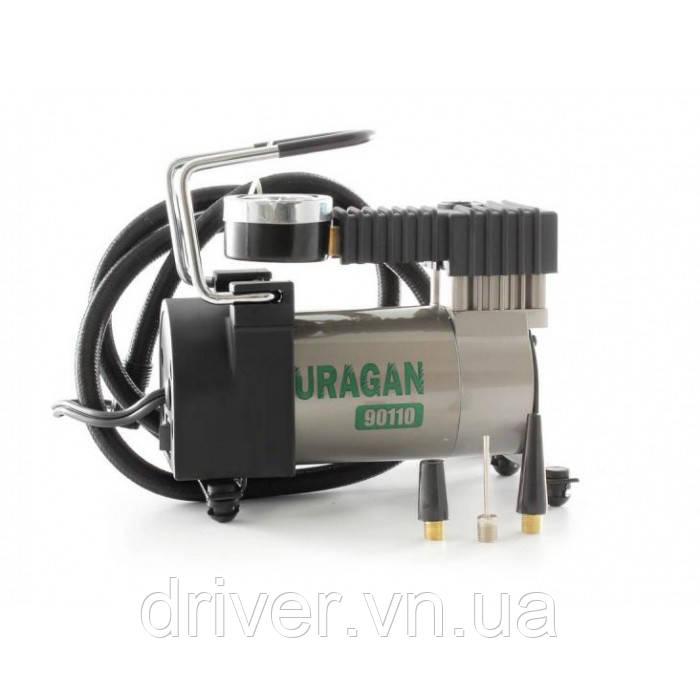 Автокомпресор URAGAN 90110, 7Amp / 35л.