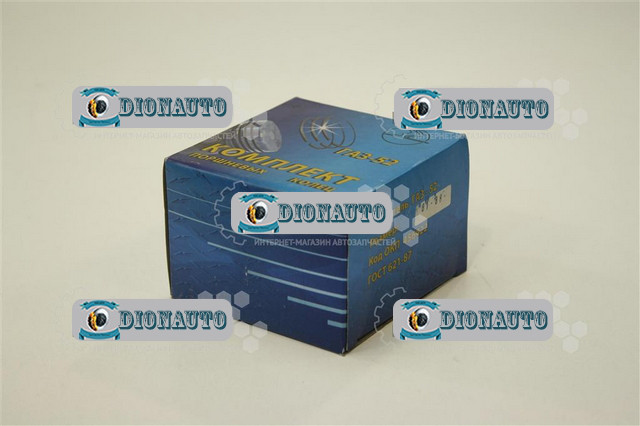 Кольца поршневые Лебедин 81,88 ГАЗ-52 ГАЗ-51 (63, 63А) (12-1004024-Б)