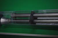 Карниз литый раздвижной  двойной -сатин