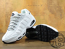 Женские кроссовки реплика Nike Air Max 95 White 609048-109, фото 2