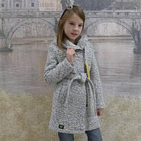 Модное детское пальто, фото 1