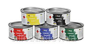 Термостойкая кремний органическая эмаль Thermosil 650 чёрная матовая (банка 1 кг.)