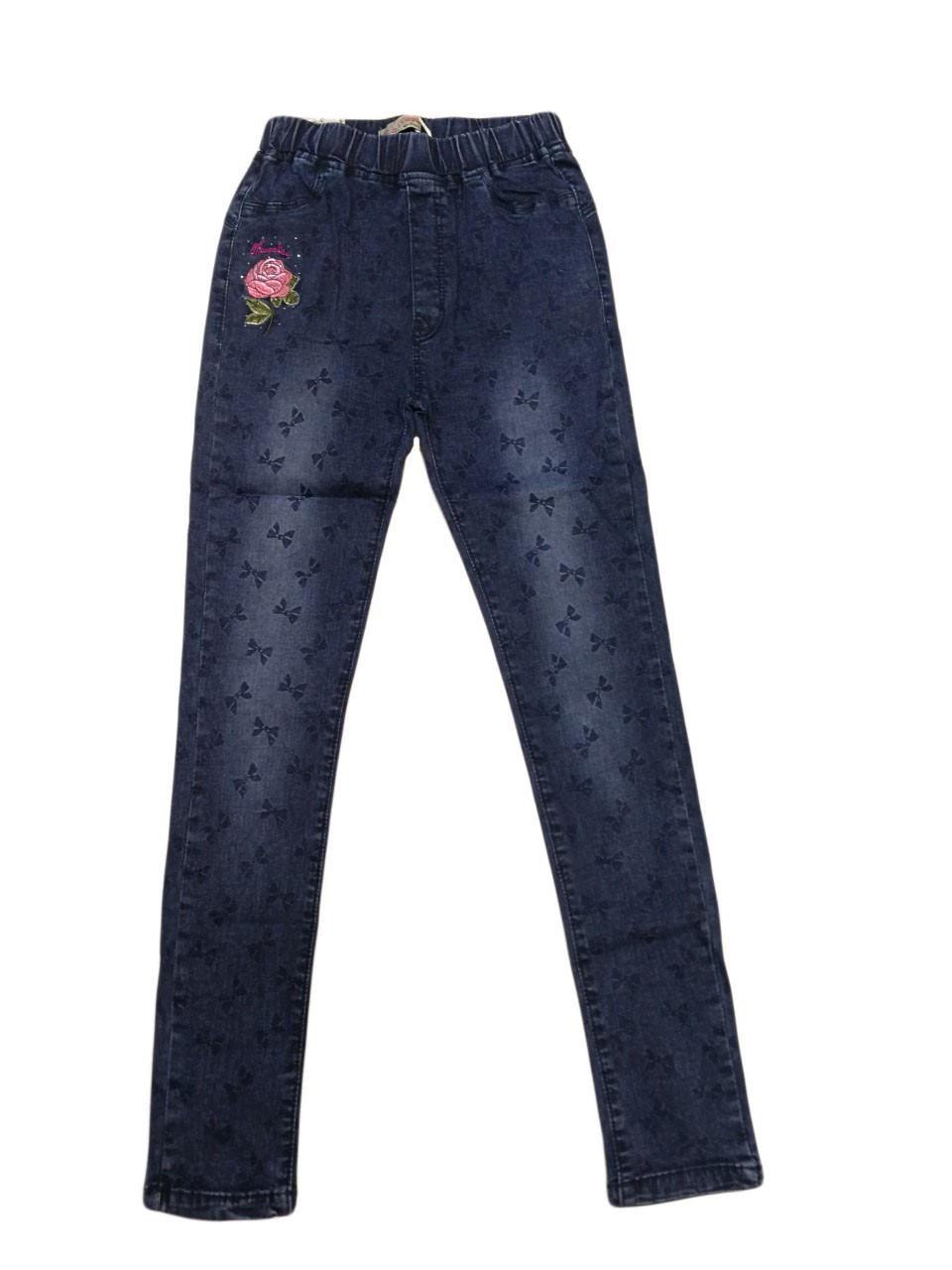 Лосины для девочек под джинс оптом, Seagull , размеры 116-146, арт. CSQ-56762