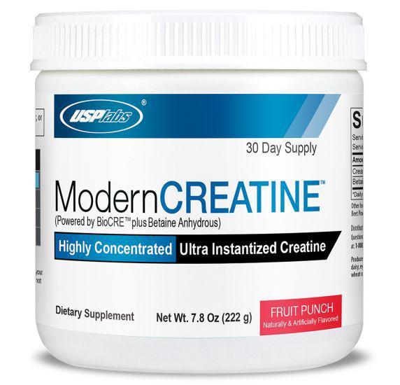 Креатин USP Labs Modern Creatine 30 serv. 222 g со вкусом