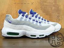 Женские кроссовки Nike Air Max 95 OG Grape White/Gray/Purple 554970-151, фото 3