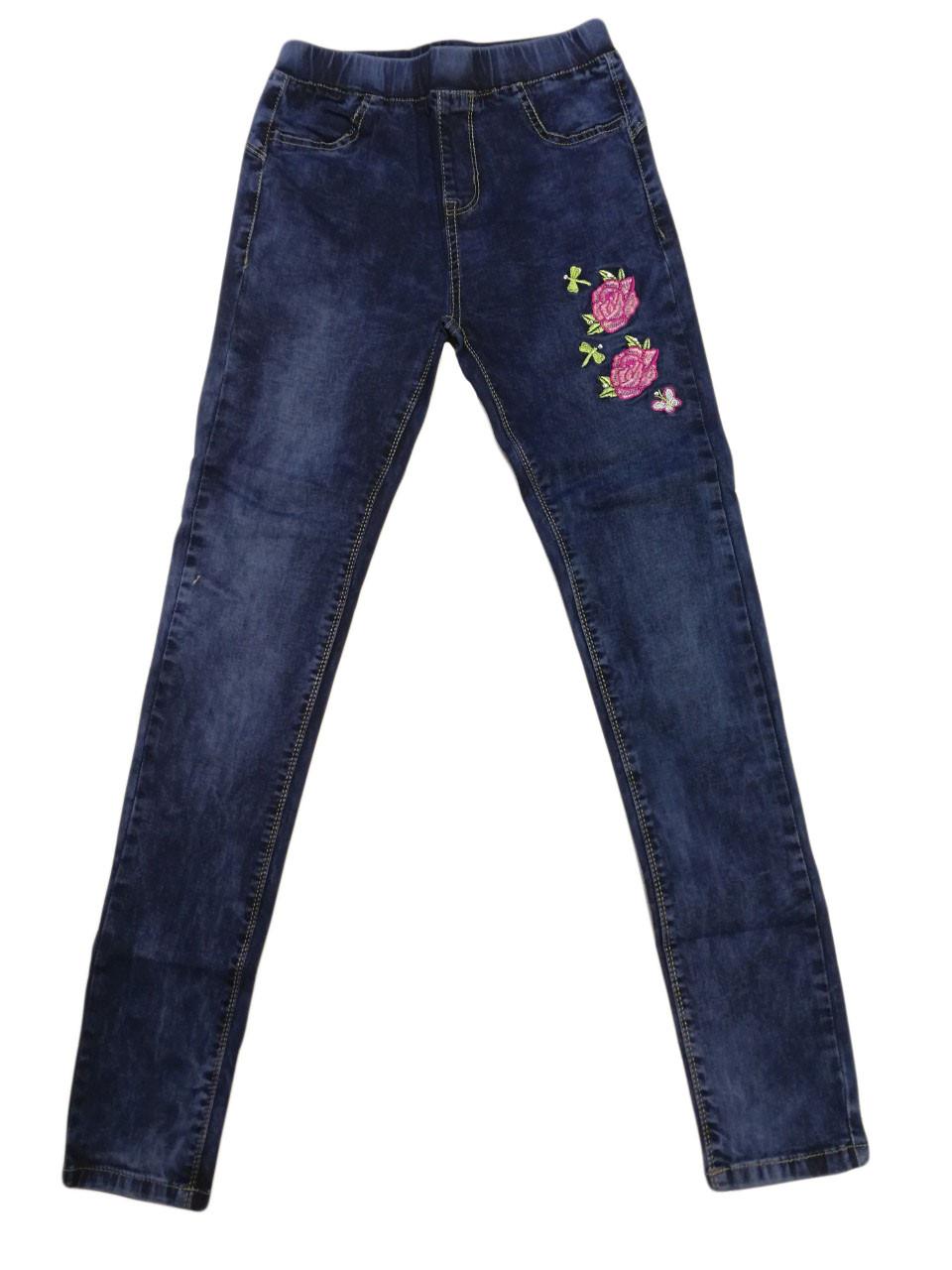 Лосины для девочек под джинс оптом, Seagull , размеры 6-16 лет,  арт. CSQ-1714