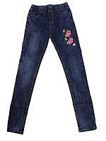 Лосины для девочек под джинс оптом, Seagull , размеры 6-16 лет,  арт. CSQ-1714, фото 1