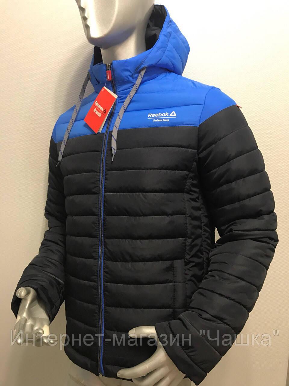 Мужская спортивная куртка Reebok копия 30a1741f572