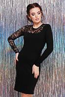Платье Chantal черный