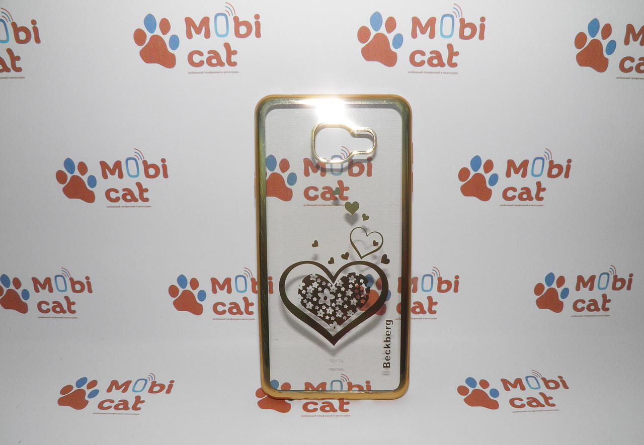 Чехол Beckberg для смартфона Samsung Galaxy A7 2016 A710