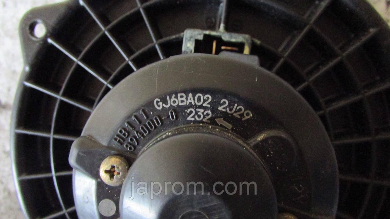 Моторчик печки мотор вентилятор печки отопителя Mazda 6 GG 2002-2007г.в.