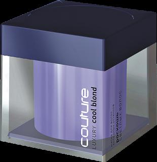 Маска для волос холодных оттенков LUXURY COOL BLOND ESTEL HAUTE COUTURE. Объем: 200 мл