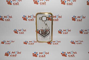 Чехол Beckberg для смартфона Samsung Galaxy J1 J100