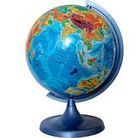 Глобус 16 см географический