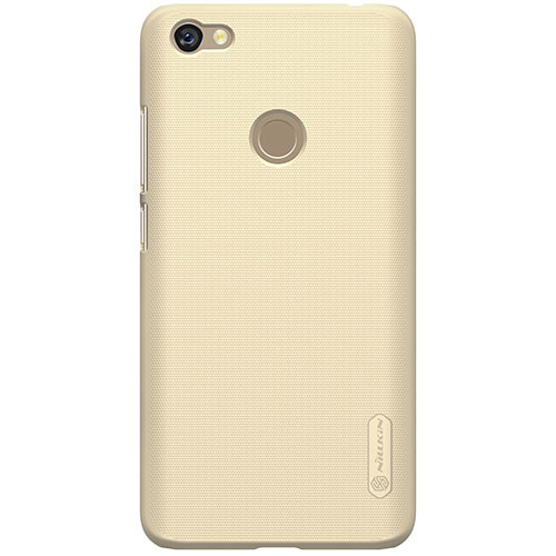 Чехол-бампер Nillkin Super Frosted Shield Gold для Xiaomi Redmi Note 5A Prime