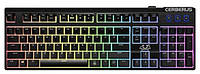 Проводная клавиатура Asus Cerberus Mech RGB Brown (90YH0192-B2QA00)