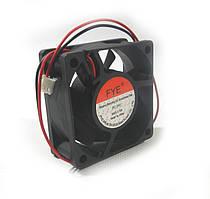 Вентилятор  60-60-20 (  24v- 0,15A) FYE пластик
