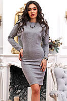 Универсальное женское платье мышь с длинными рукавами 90269/1, фото 1